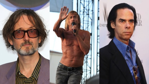 Listen to Jarvis Cocker and Iggy Pop's Nick Cave Cover