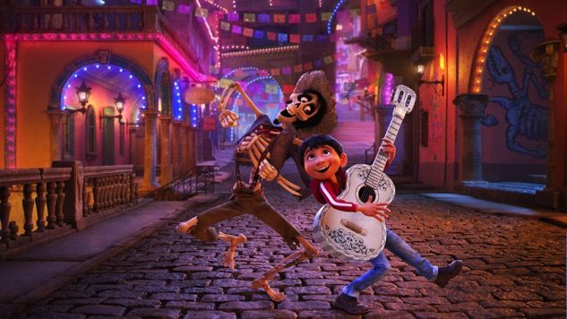 Remember Me? Win a Blu-Ray Copy of <i>Coco</i>!