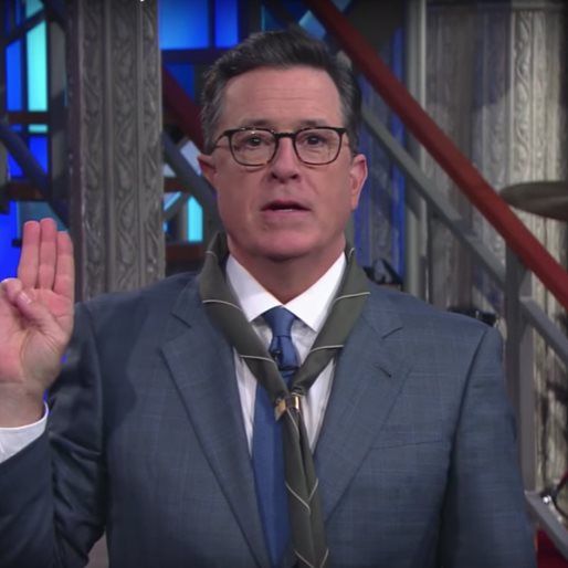 Watch Stephen Colbert Dissect Trump's Boy Scout Speech :: Comedy ...