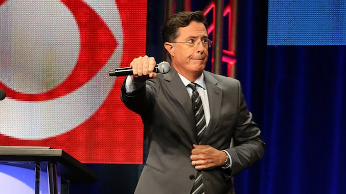 Stephen Colbert, CBS Win Late-Night Battle for the First Time Since 1995