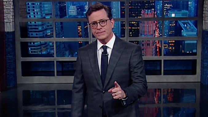 White Privilege Abounds in Late-Night Television's Response to Trump's Victory