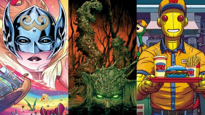 The Best Comic Colorists of 2017 (So Far)