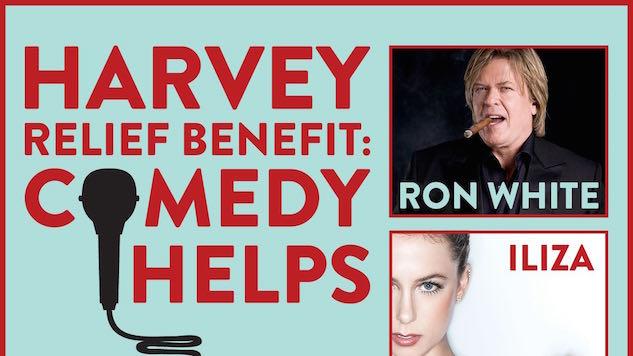 Austin Comedy Show to Aid Hurricane Harvey Relief Effort