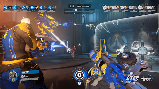 Update to <i>Overwatch</i> Makes Competitive Play Easier to Watch