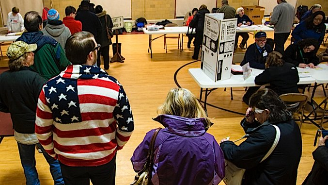 The U.S. Should Institute Compulsory Voting, Aussie Style, to Weed Out the Crazies