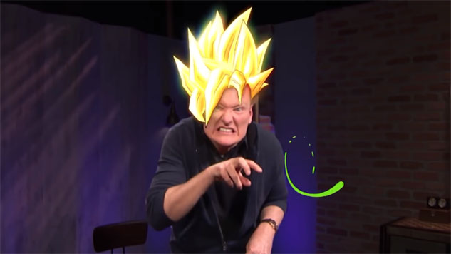 Conan and Ron Funches Go Super Saiyan with <i>Dragon Ball Legends</i> in New Clueless Gamer Segment