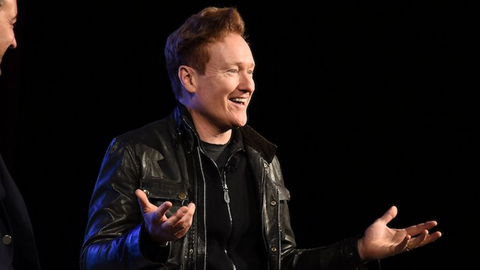 Conan O'Brien accused of stealing jokes