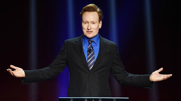 <i>Conan</i> to Switch from Nightly to Weekly Format on TBS