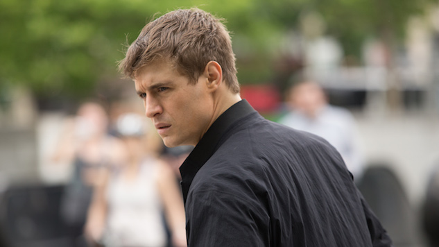 Watch: Stars Max Irons and Leem Lubany Talk <i>Condor</i>, AUDIENCE Network's Remake of a Classic Thriller