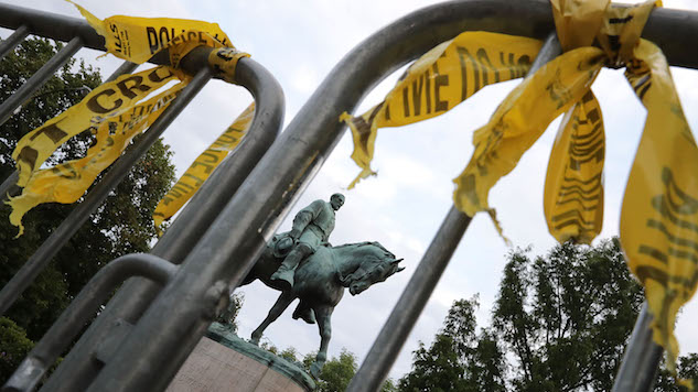 Confederate Monuments Are Coming Down All Over the Place
