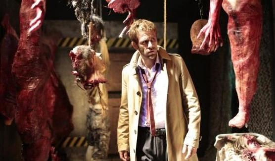 <i>Constantine</i> Review: &#8220;Rage of the Caliban&#8221;