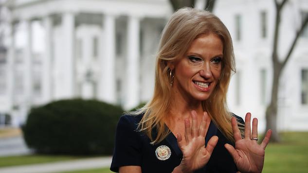 Kellyanne Conway Illegally Endorsed Ivanka Trump's Brand, Got