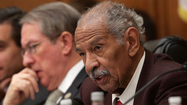 John Conyers Steps Down From House Judiciary Committee Amid Sexual Harassment Allegations