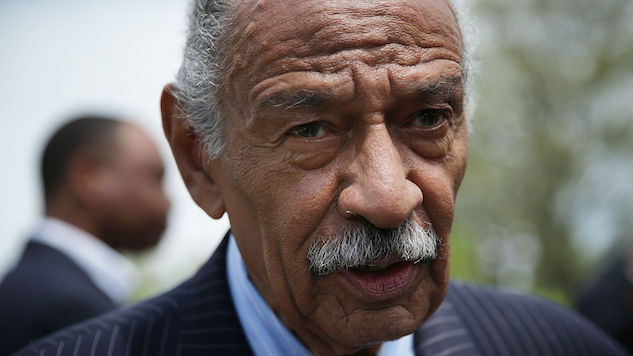 Democratic Representative John Conyers Resigns Amid Sexual Harassment Accusations
