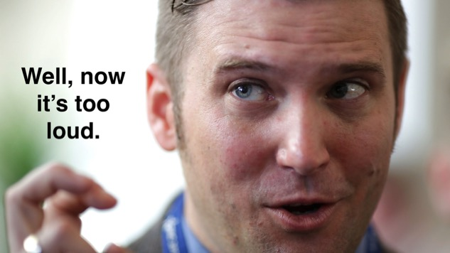 Richard Spencer IS Corky St. Clair: A Video Mash-Up