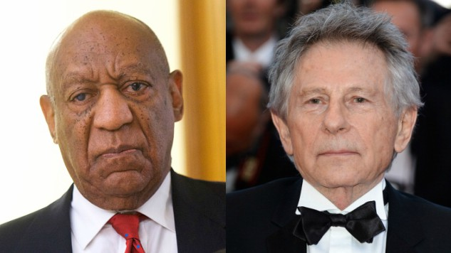 Academy of Motion Pictures Expels Bill Cosby, Roman Polanski