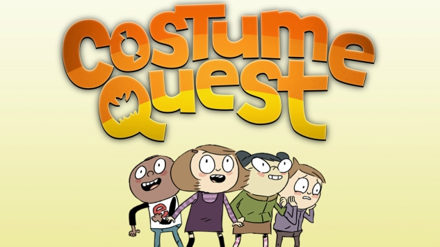 <i>Costume Quest</i> Animated Show Coming to Amazon Next Year