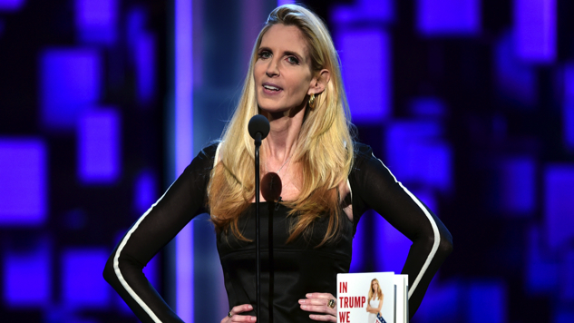Ann Coulter Compares Herself to MLK, and Free Speech Isn't Cool Anymore