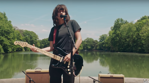 Watch Courtney Barnett Play Through <i>Tell Me How You Really Feel</i> in Atlanta's Piedmont Park