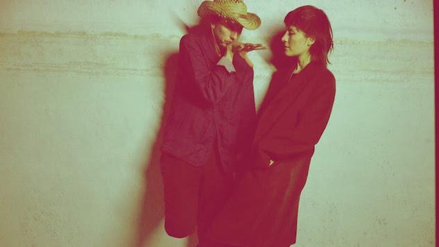 """Cate Le Bon and Bradford Cox Announce Collaborative EP, Share """"Secretary"""""""