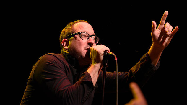 "The Hold Steady's Craig Finn Covers The Mountain Goats' ""Fault Lines"""