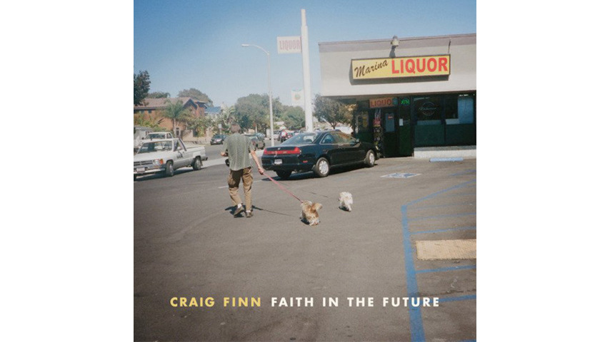 Craig Finn: <i>Faith in the Future</i> Review