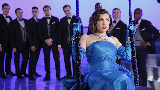 The Songs of <i>Crazy Ex-Girlfriend</i>: Gay Geometricians Can't Save Rebecca from Herself