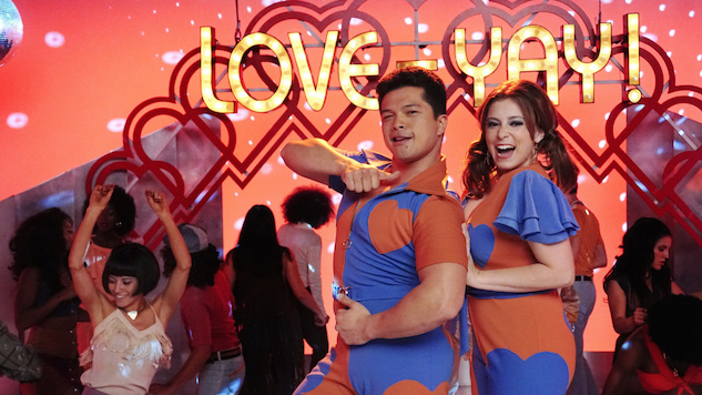 The Songs of Crazy Ex-Girlfriend: A Jewish Disco Delusion