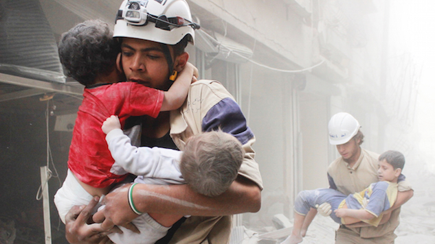 HBO's <i>Cries from Syria</i> Is a Howling Plea for Help Amid a Crisis We've Too Long Ignored