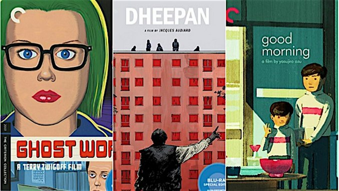 Best of Criterion's New Releases, May 2017