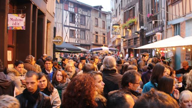 "Modern and Medieval Meet at This French Festival of ""Little Stomachs"""