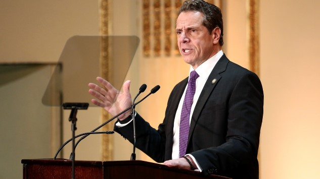 "Gov. Andrew Cuomo's Charlottesville Petition to Trump: ""This Was a Terror Attack by White Supremacists"""