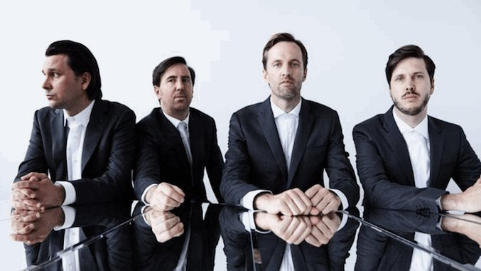 """Cut Copy Share Infectious New Tune """"Airborne"""""""