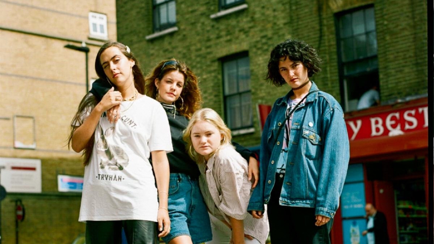 Listen to Hinds' Newest Single, &#8220;Come Back and Love Me<3&#8221;