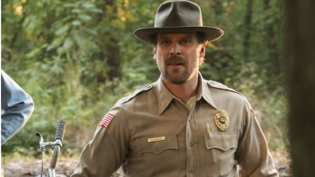 David Harbour: As Throwback As His Now-Iconic Role