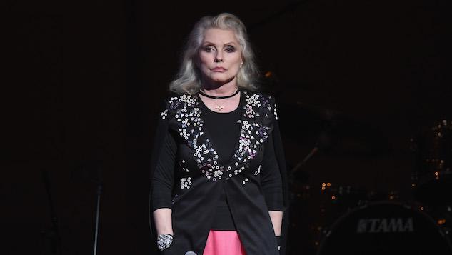 Debbie Harry's Memoir <i>Face It</i> Gets Release Date