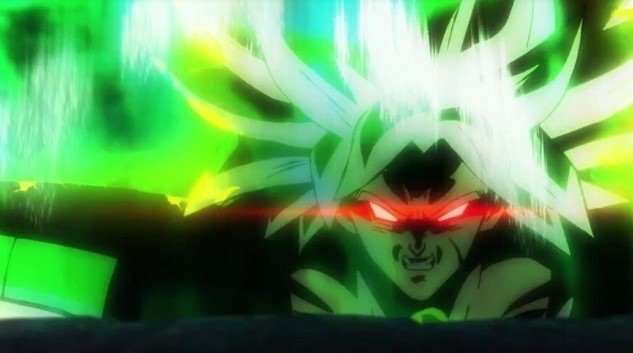 DRAGON BALL SUPER: BROLY Trailer Sets Up a Huge Fight