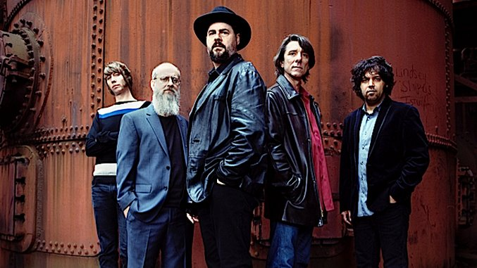 Drive-By Truckers' Patterson Hood On Making a Political Record, Bernie Sanders, and Being Snubbed by Pitchfork