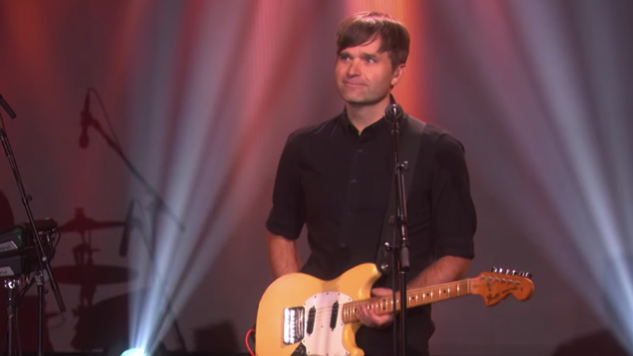 "Watch Death Cab for Cutie Perform ""Gold Rush"" on <i>Ellen</i>"