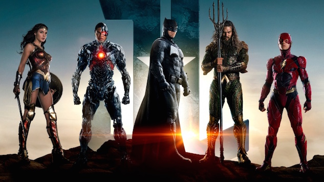 DC Films Shake-Up Planned After <i>Justice League</i> Disappointment
