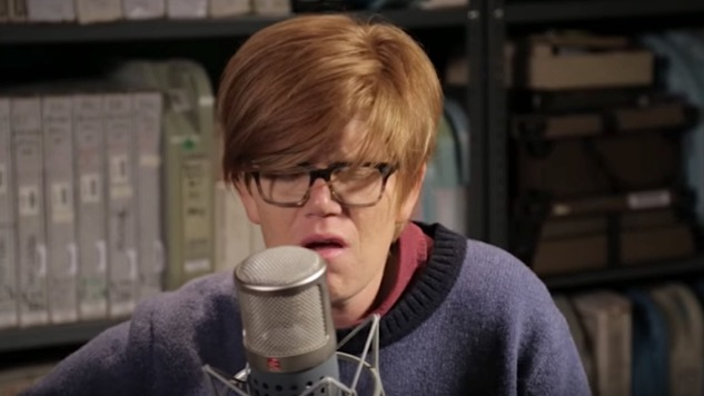 "Watch Brett Dennen Play a Haunting ""Strawberry Road"" at Paste"