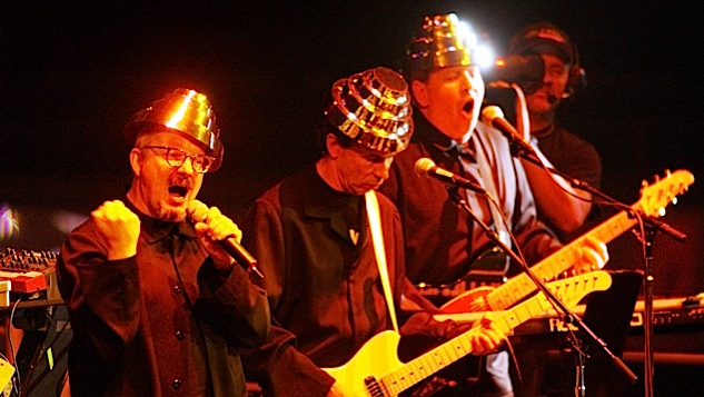 """Listen to Devo Play an Early Version of Their Ingenious """"Satisfaction"""" Cover in 1979"""