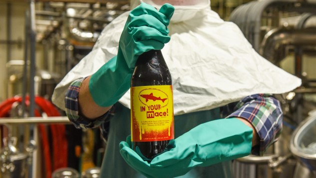 Ever Want to Drink Pepper Spray? Dogfish Head Just Made a Beer For That