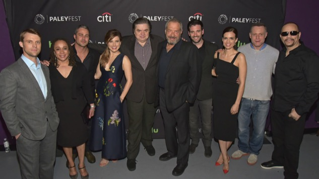5 Things We Learned at PaleyFest's Salute to Dick Wolf