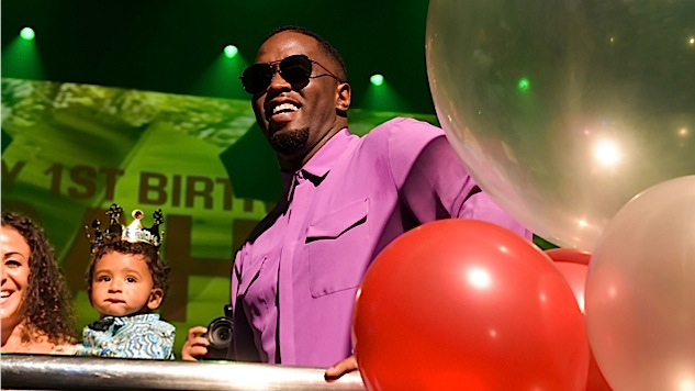 P. Diddy Changes His Name Yet Again