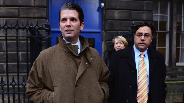 Calling All Paranoid Geeks: Were Donald Jr.'s Emails Doctored?