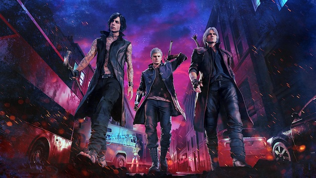 Capcom Registers <i>Devil May Cry 5</i> Domain, Fueling E3 Reveal Speculation