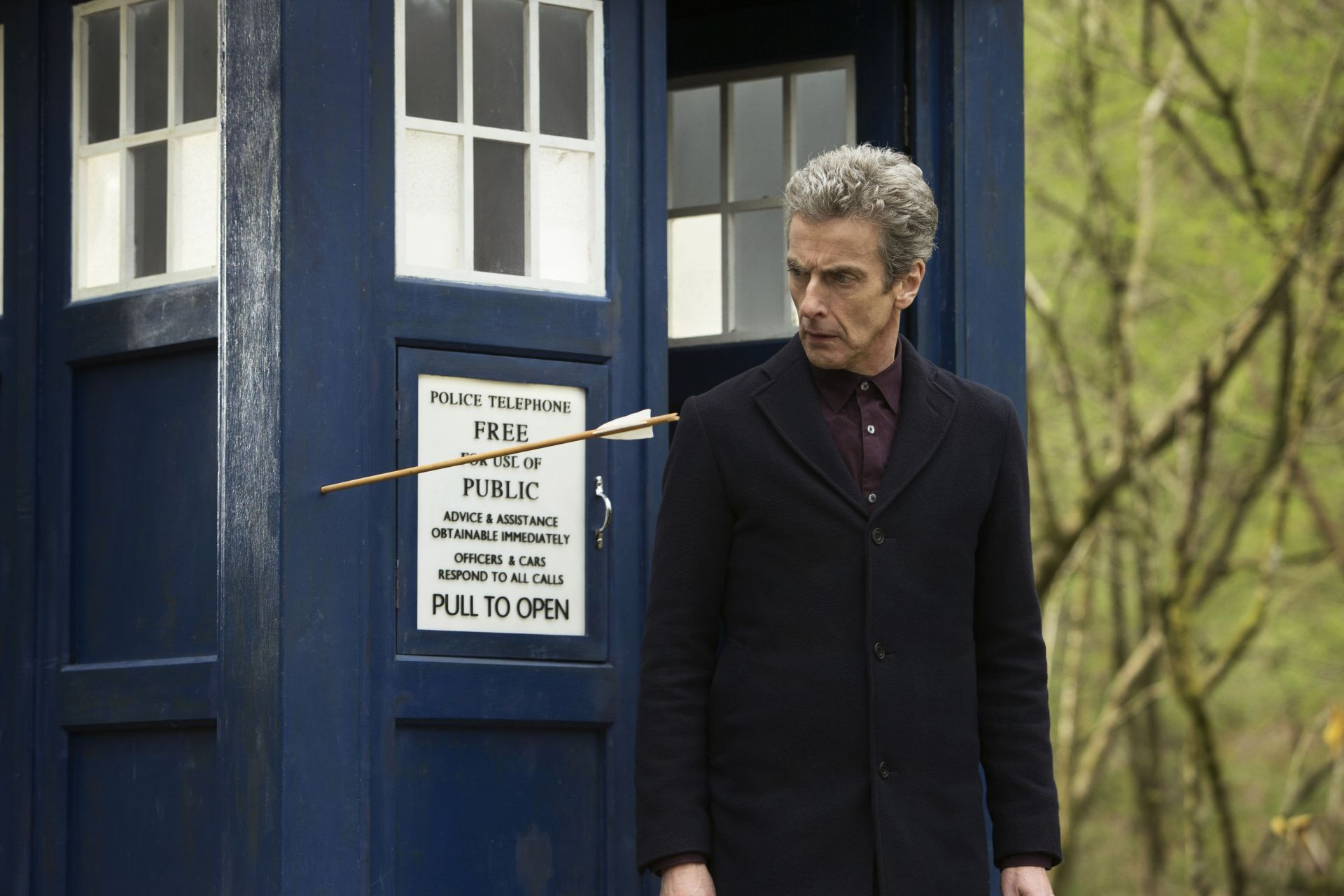<i>Doctor Who</i> Review: &#8220;Robot of Sherwood&#8221;