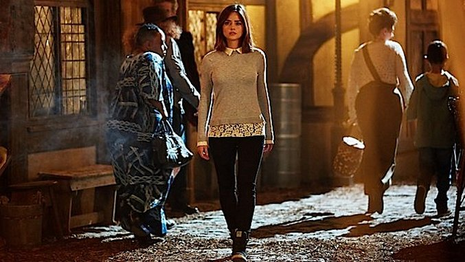 <i>Doctor Who</i> Review: &#8220;Face the Raven&#8221;