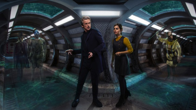 <i>Doctor Who</i> Review: &#8220;Under the Lake&#8221;